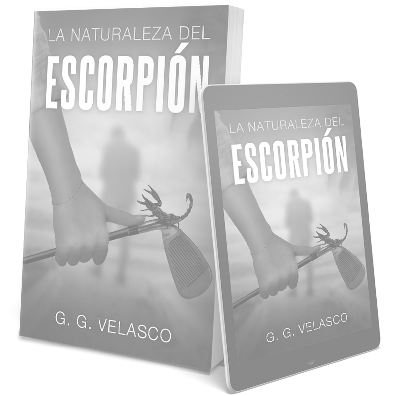 Inactive Escorpion PaperbackEbookPackage